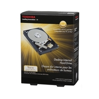 "Toshiba 4TB 7,200 RPM SATA III 6.0Gb/s 3.5"" Desktop Internal Hard Drive PH3400U-1I72"