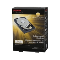 "Toshiba 5TB 7,200 RPM SATA III 6.0Gb/s 3.5"" Desktop Internal Hard Drive PH3500U-1I72"