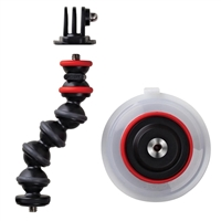 Joby Suction Cup & Gorilla Pod arm