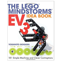 No Starch Press LEGO MINDSTORMS EV3 IDEA