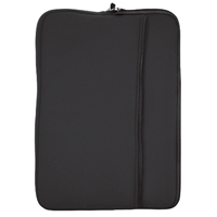 iEssentials Neoprene Notebook Sleeve fits up to 15'' - Black