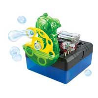 Small World Toys Circuit Science Bubble Maker