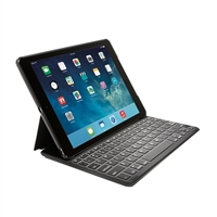 Kensington KeyFolio Thin X2 Plus for iPad Air 2 - Black