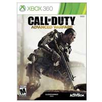 Activision Cal of Duty Advanced Warfare (Xbox 360)