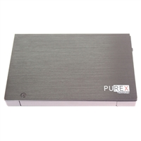 "Purex 2.5"" SuperSpeed USB 3.0 to SATA Portable External Hard Drive Enclosure"