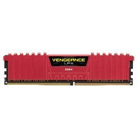 Corsair 16GB 4 x 4GB DDR4-2666 (PC4-2666) CL16 Quad Channel Desktop Memory Module Kit