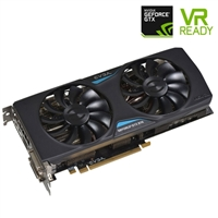 EVGA GeForce GTX 970 FTW GAMING 4GB GDDR5 Video Card w/ ACX 2.0 Silent Cooling