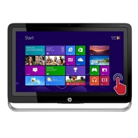 "HP Pavilion TouchSmart 23-h013w 23"" All-in-One Refurbished"