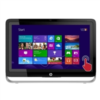 """HP Pavilion 23-p039 23"""" Touchscreen All-in-One Desktop Computer Refurbished"""