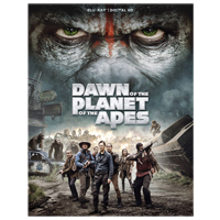 Paramount Dawn of the Planet of the Apes Blu-Ray