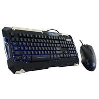 Thermaltake eSPORTS Commander Gaming Keyboard & Mouse Combo