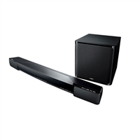 Yamaha Electronics Suround Sound Bar with Wireless Subwoofer