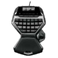 Logitech G13 Advanced Illuminated Gameboard Refurbished