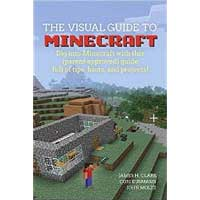 Pearson/Macmillan Books VISUAL GUIDE TO MINECRAFT
