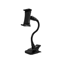 MacAlly Adjustable Clip-On Mount Holder for Tablets or Smartphones