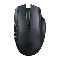 Razer Naga Epic Chroma Wireless Laser Gaming Mouse - Black