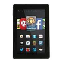 Amazon Fire Tablet - Black