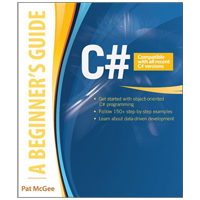 McGraw-Hill C# BEGINNER'S GUIDE