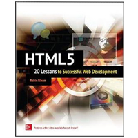 McGraw-Hill HTML5 20 LESSONS SUCCESS