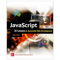 McGraw-Hill JAVASCRIPT 20 LESSONS