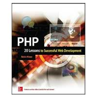 McGraw-Hill PHP 20 LESSONS SUCCESSFUL