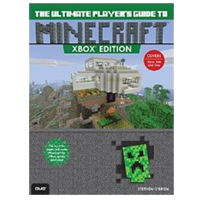 Pearson/Macmillan Books The Ultimate Player's Guide to Minecraft - Xbox Edition