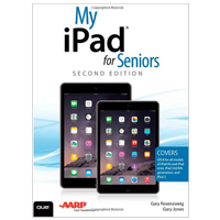 Pearson/Macmillan Books MY IPAD FOR SENIORS
