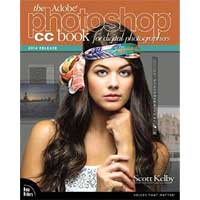 Pearson/Macmillan Books ADOBE PHOTOSHOP CC BOOK