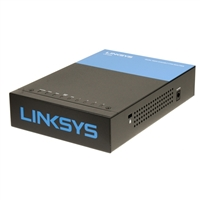 LinkSys LRT224 Dual WAN Gigabit VPN Router