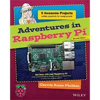 Wiley ADVENTURES RASPBERRY PI