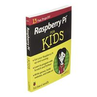 Wiley RASPBERRY PI FOR KIDS FOR
