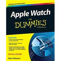 Wiley APPLE WATCH FOR DUMMIES