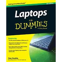 Wiley LAPTOPS FOR DUMMIES 6/E