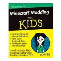 Wiley Minecraft Modding For Kids For Dummies