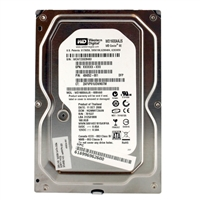 "WD 160GB 7,200RPM SATA 3.5"" Assorted Refurbished Desktop Hard Drive"