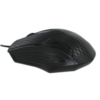 iMicro USB Optical Mouse - Black
