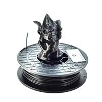 MadeSolid Black PET+Filament 1.75mm