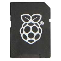 MCM Electronics RASPBERRY PI 8GB MICROSD