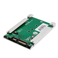 "IOCrest M.2 SSD to SATA III Interface Adapter with 2.5"" HDD Mounting Bracket"