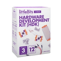 littleBits Electronics Hardware Development Kit