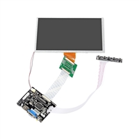 "SainSmart HDMI/VGA Digital 9"" 9 Inch 1024x600 LCD+Driver Board for Raspberry Pi"