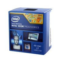 Intel Xeon E3 1241V3 Haswell 3.5 GHz LGA 1150 Boxed Processor