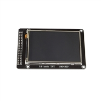 SainSmart 2.8 inch TFT LCD 240x320 for Arduino DUE/MEGA2560/R3 and Raspberry Pi