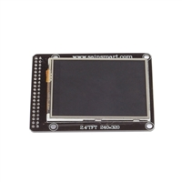 SainSmart 2.4 inch TFT LCD 240x320 for Arduino DUE/MEGA2560/R3 and Raspberry Pi