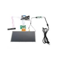 "SainSmart HDMI/VGA Digital 9"" 9 Inch Touch Screen LCD+Driver Board for Raspberry Pi"