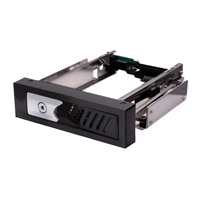 Kingwin 3.5 SATA Drive Internal Tray-less Mobile Rack Enclosure