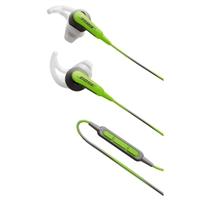 Bose SoundSport In Ear Stereo Earbuds - Green