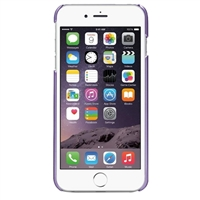 MacAlly Metallic Snap-On Case for iPhone 6 Plus - Purple