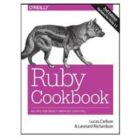 O'Reilly RUBY COOKBOOK 2/E
