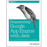 O'Reilly PROG GOOGLE APP ENGINE JA